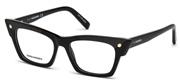 Покупка или уголемяване на тази картинка, DSquared2 Eyewear DQ5234-001.