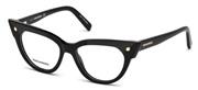 Покупка или уголемяване на тази картинка, DSquared2 Eyewear DQ5235-001.