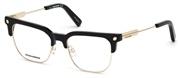 Покупка или уголемяване на тази картинка, DSquared2 Eyewear DQ5243-001.