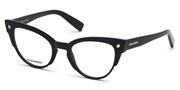 Покупка или уголемяване на тази картинка, DSquared2 Eyewear DQ5275-001.