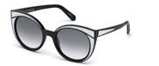 Покупка или уголемяване на тази картинка, Swarovski Eyewear SK0178-01B.