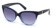 Покупка или уголемяване на тази картинка, Swarovski Eyewear SK0187-92W.