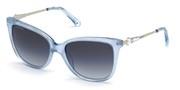 Покупка или уголемяване на тази картинка, Swarovski Eyewear SK0189-90W.
