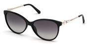 Покупка или уголемяване на тази картинка, Swarovski Eyewear SK0190-01B.