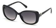 Покупка или уголемяване на тази картинка, Swarovski Eyewear SK0219-01B.