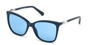 Покупка или уголемяване на тази картинка, Swarovski Eyewear SK0227-90V.