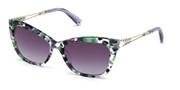 Покупка или уголемяване на тази картинка, Swarovski Eyewear SK0262-55Z.