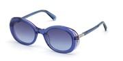 Покупка или уголемяване на тази картинка, Swarovski Eyewear SK0281-92W.