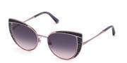 Покупка или уголемяване на тази картинка, Swarovski Eyewear SK0282-78B.