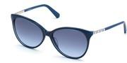 Покупка или уголемяване на тази картинка, Swarovski Eyewear SK0309-90W.