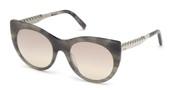 Покупка или уголемяване на тази картинка, Tods Eyewear TO0256-56G.